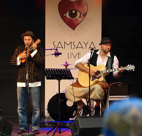 Igor, Samsaya og Elvis