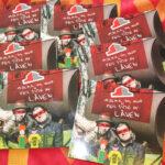 CD-skiver med bilde av Aslak og Igor!! :